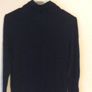 Old Navy Sweaters - Black mock neck turtleneck sweater.